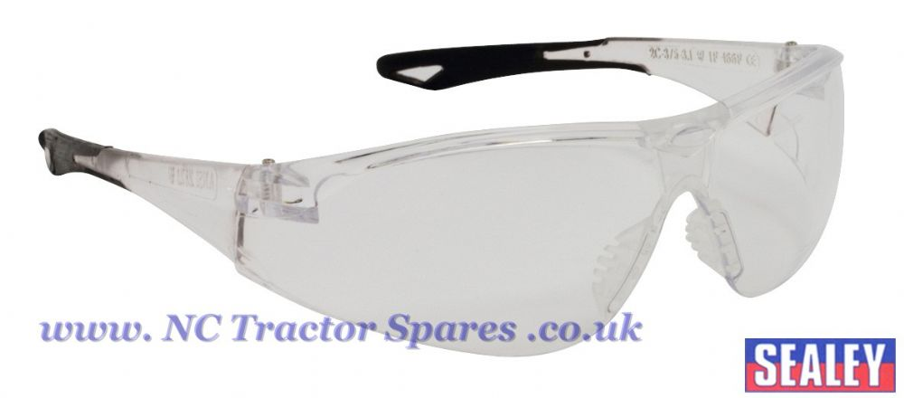 Safety Spectacles - Clear Lens,